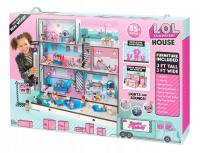 Домик для кукол ЛОЛ MGA Entertainment L.O.L. Surprise House